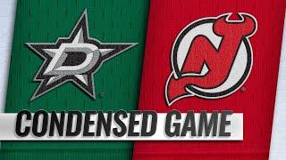 10/16/18 Condensed Game: Stars @ Devils
