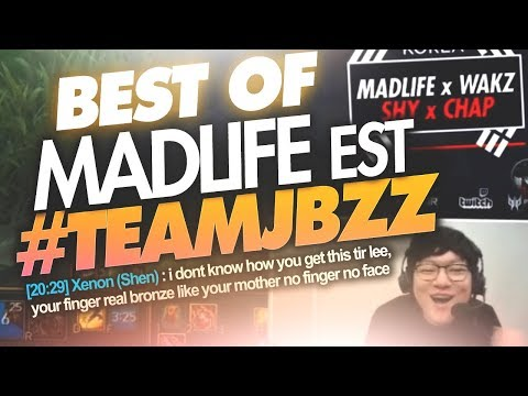 """BEST OF SOLARY KOREA #3 - MADLIFE EST #TEAMJBZZ / """"MELON IS THE FRENCH FAKER"""" 💪"""
