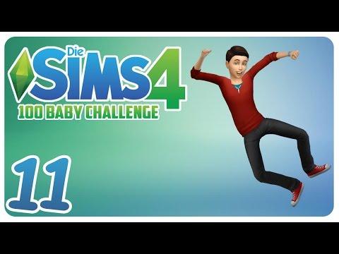 DIE SIMS 4: 100 BABY CHALLENGE #11 Der Geburtstag von Dean ☆ Let's Play