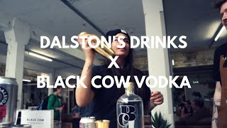 Dalston's Drinks Coffee Festival and Black Cow