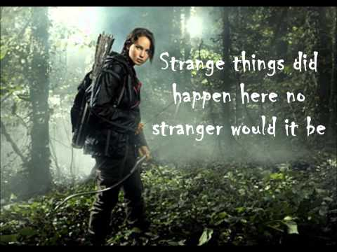 The Hanging Tree LYRICS - The Hunger Games Mockingjay Part 1