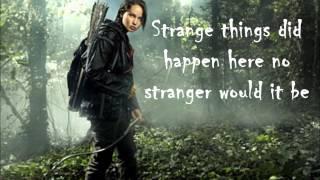 The Hanging Tree LYRICS - The Hunger Games Mockingjay Part 1