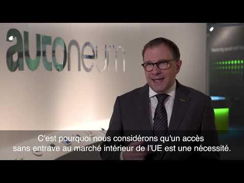"""""""Der Hindernisfreie Zugang Zum EU-Binnenmarkt Ist Eine Notwendigkeit"""""""