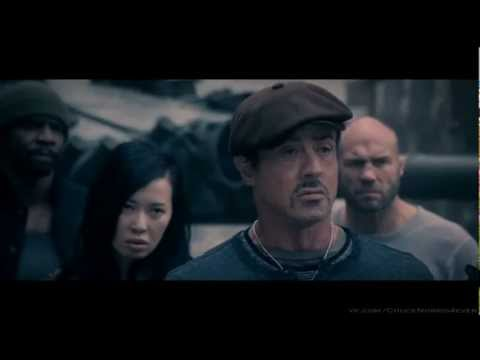 The Expendables 2 fan tribute