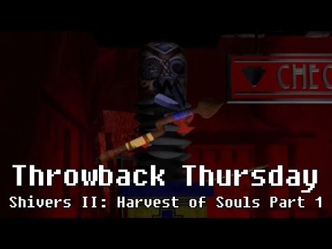 WELCOME TO CYCLONE   Shivers II: Harvest of Souls Part 1   Throwback Thursday