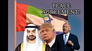"Trump's UAE-Israel ""Peace"" Deal And Annexation Explained"