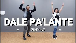 DALE PA'LANTE / DJ Polique ft. Pachanga / Reggaeton / Zumba® Fitness