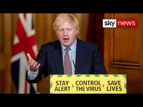 Boris Johnson To Explore 'travel Corridors' With Some Countries - UK COVID-19 Briefing