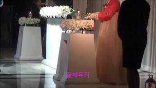 Y타워컨벤션 웨딩연주 3중주 돌체뮤직 ♬ 노래의 날개위…
