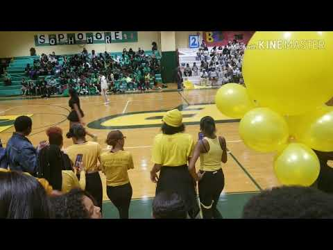 Parkdale High School Class Night 2019
