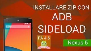Video [TUTORIAL] Installare zip via ADB Sideload (TWRP) (ITA) download MP3, 3GP, MP4, WEBM, AVI, FLV Oktober 2018