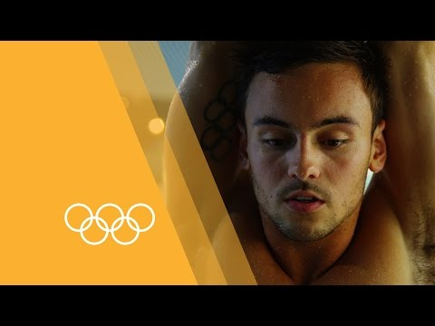 "Tom Daley - ""It's all about confronting fear"" 