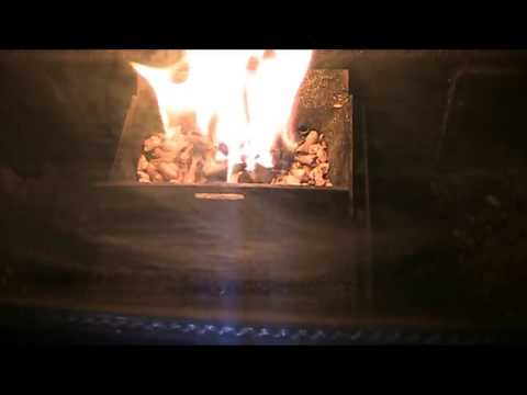 Whitfield Profile 30 Pellet Stove Video 02 Update Installed And Running Test Run Youtube