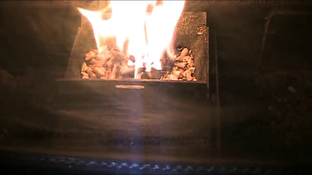 Whitfield Profile 30 Pellet Stove Video 02 Update Installed