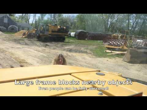 Video Of Blind Spots For Heavy Equipment Operators