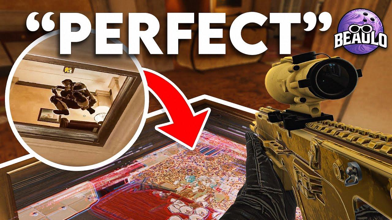 SIEGE IS PERFECT - Rainbow Six Siege