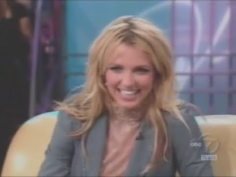 Oprah entrevista Britney Spears - 2002 Legendado / Oprah interview Britney Spears