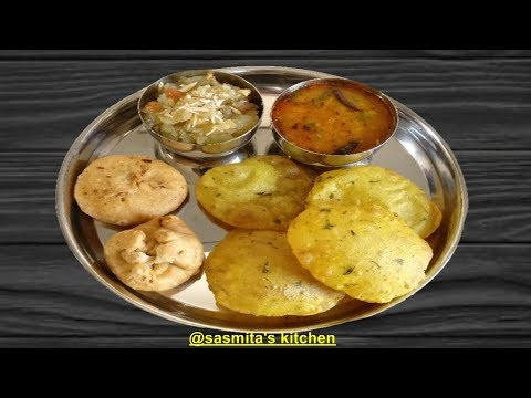 Sunday Special Breakfast/Lunch ||Festival Special Food Recipes |Diwali Foods ||by Sasmita's kitchen