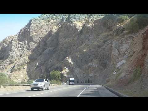 Varzob Valley near