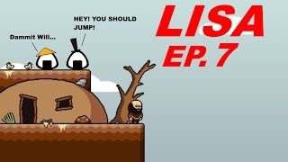 Let#39s Play LISA the Painful RPG Ep7 Blind play-through