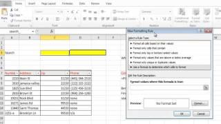 Microsoft Excel 2010'da bir arama fonksiyonu oluşturma Excel VBA?