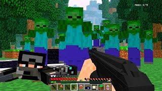 видео: Пили..Пилигрим... День 123. Зомби Апокалипсис в Майнкрафт