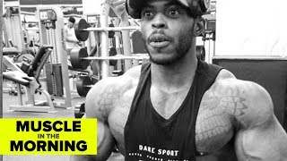 ANDRE FERGUSON'S UNFINISHED BUSINESS! Muscle in the Morning (1/18/18)