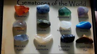 Hướng dẫn kiểm tra độ cứng đá quý không cần máy và phân biệt từng loại đá!!!