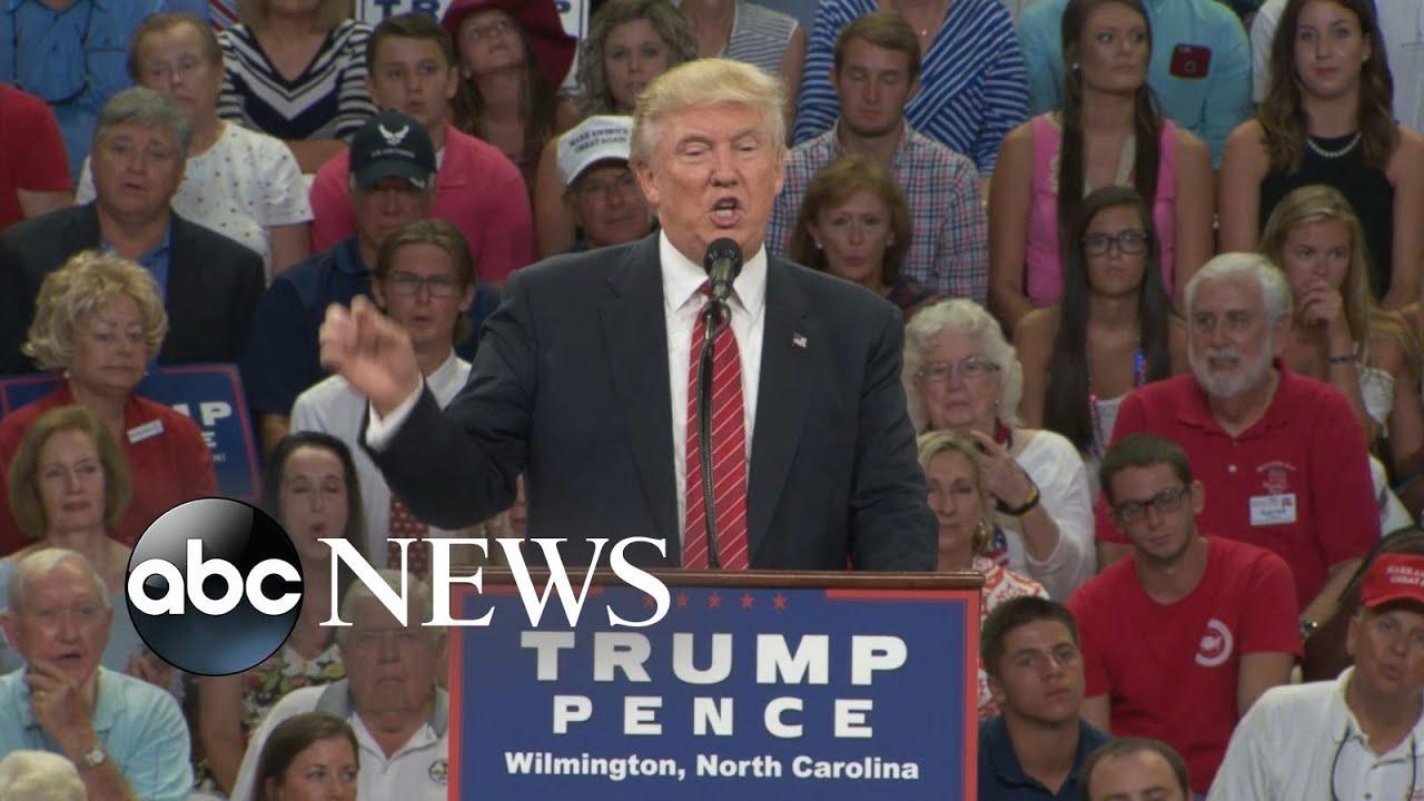 Trump: 'Maybe' 2nd Amendment Folks Can Stop Clinton's SCOTUS Picks