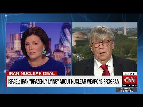 CNN CTW IAEA Olli Heinonen - 1/5/18