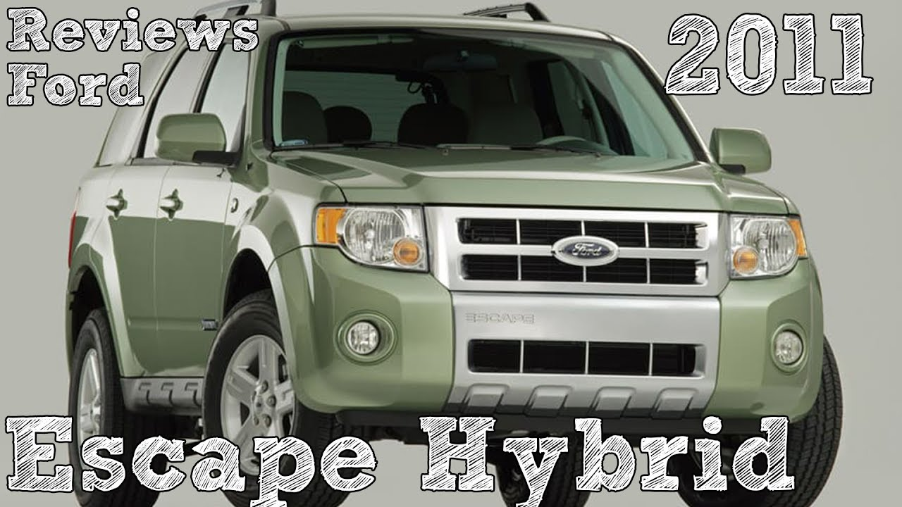 Reviews Ford Escape Hybrid 2017