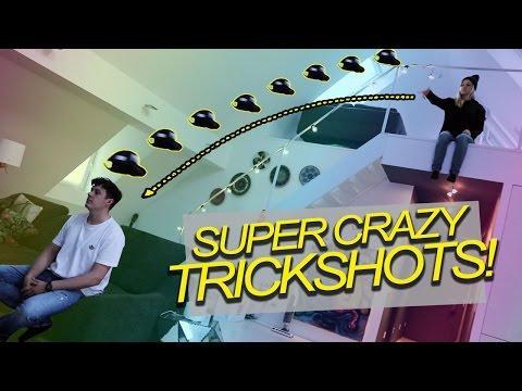Crazy Trickshots (feat. CrispyRob)