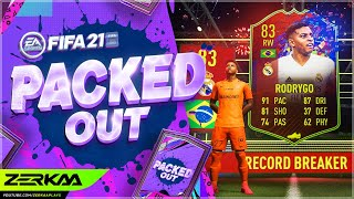 Getting A RECORD BREAKER From Objectives! (Packed Out #42) (FIFA 21 Ultimate Team)