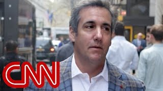 Michael Cohen in talks to plead guilty to criminal charges