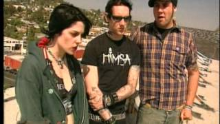 MTV News - The Distillers Interview 2002
