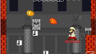 A Koopa's Revenge 2 - Mario Boss & Monstario Boss - Ending