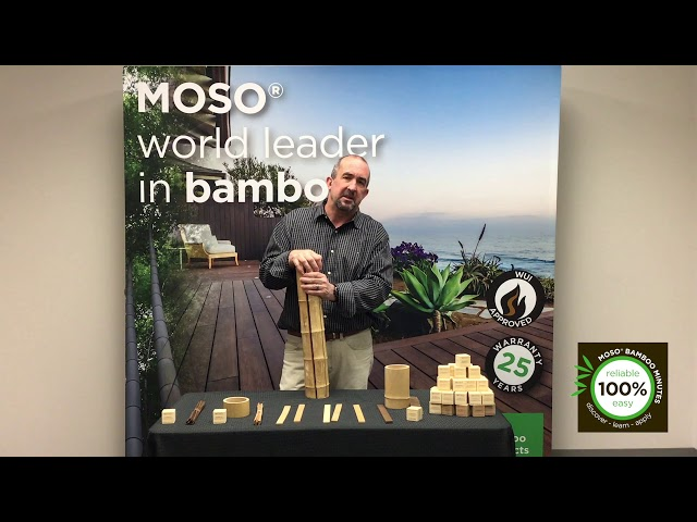 MOSO Minutes | Episode 1 - Bamboo resource
