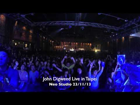 John Digweed Live at Bedrock Event Neo Studio in Taipei 23/11/13