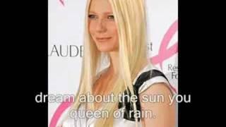 Roxette - Queen of Rain (with lyrics)