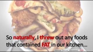 Shepard's Diet - The Biblical Belly Breakthrough