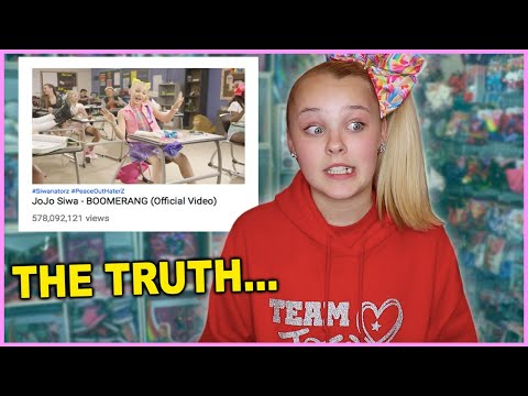 WHAT BOOMERANG IS REALLY ABOUT.... (telling the truth)