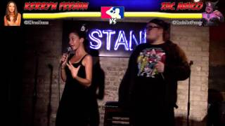The RoastMasters Tournament 10.4.16: Kerryn Feehan vs. Zac Amico - The Rematch!
