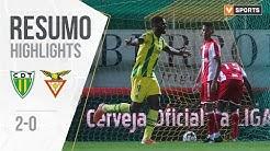 Highlights | Resumo: Tondela 2-0 Desp. Aves (Liga 19/20 #26)