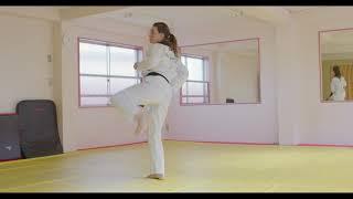 Quiet Flame Taekwondo: Taeguek Euk Jang