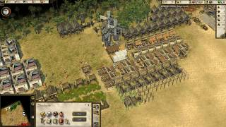 Stronghold Crusader 2 Multiplayer 2vs2 PRO players
