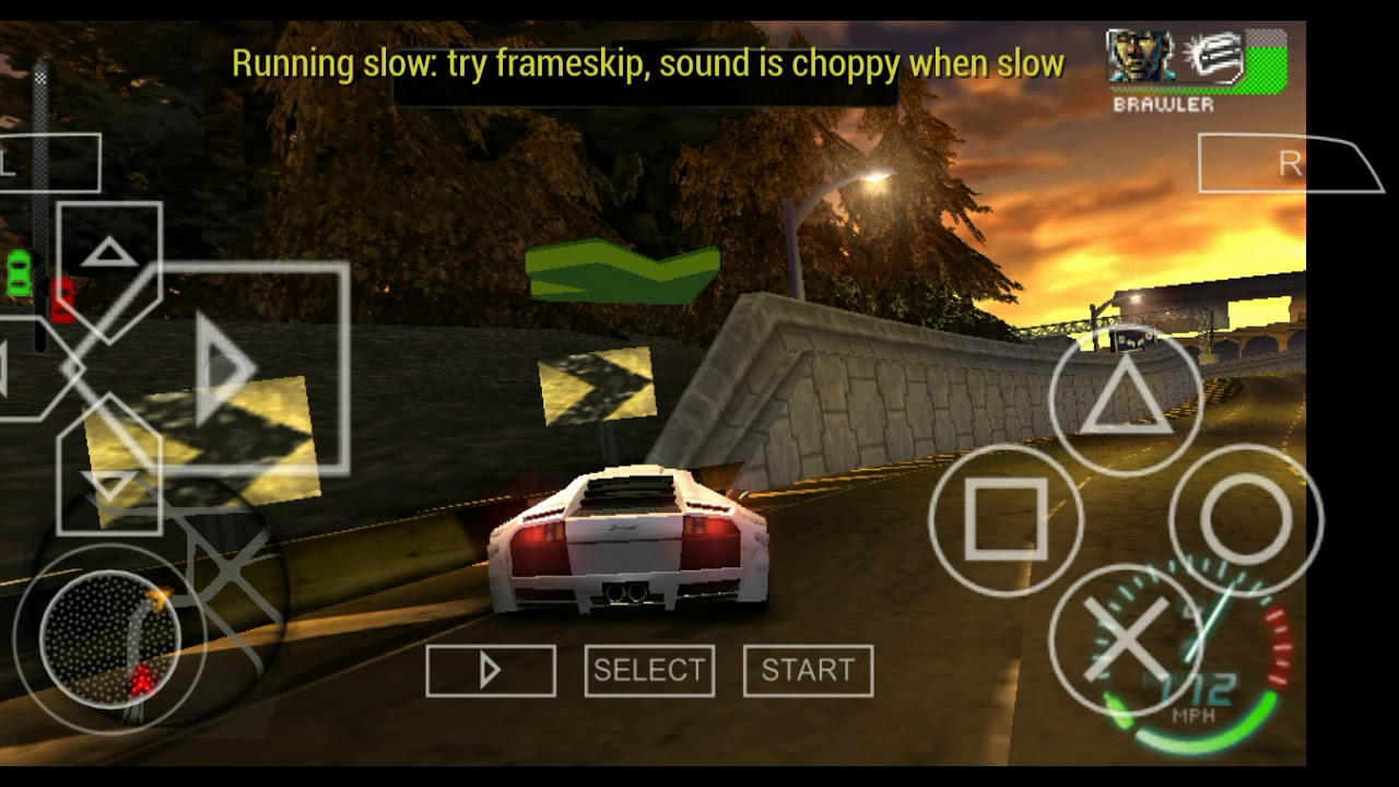 Need For Speed Carbon Own The City Ppsspp Savedata 100 Youtube