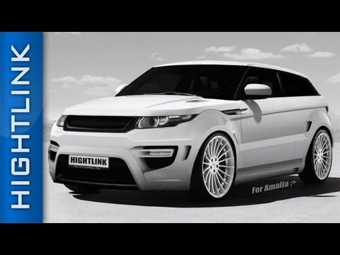 range rover evoque photoshop tuning youtube. Black Bedroom Furniture Sets. Home Design Ideas