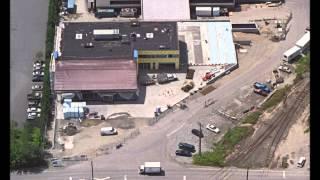 Barrier Audi aerials - Foushee