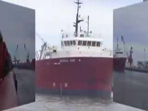 Capt Frank Soler, Brand New Off Shore Supply Vessel..