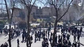 Ереван: у здания парламента Армении начался митинг противников Пашиняна